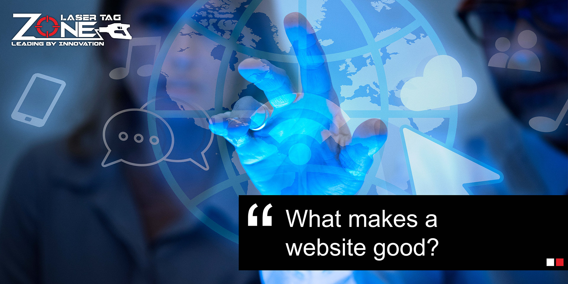 What makes a website good?
