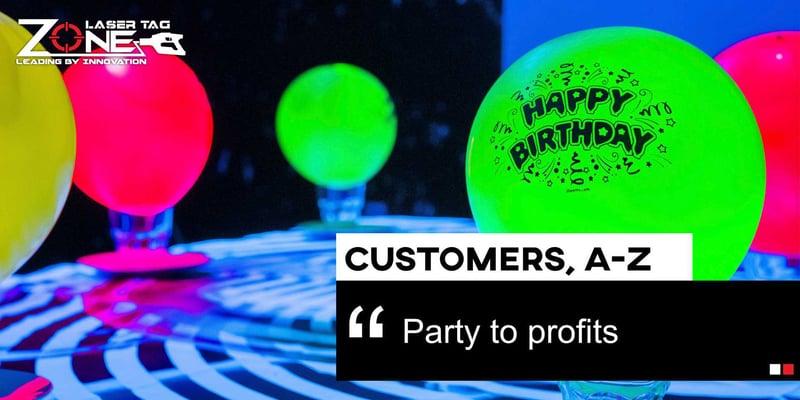party to profit