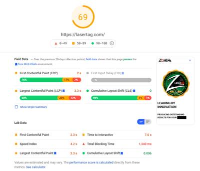 Good webspeed Mobile